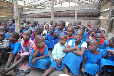 70 učencev tretjega razreda.